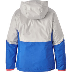 """Patagonia Girls Fresh Tracks Jacket Oasis Blue"""